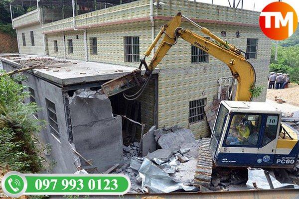 dịch vụ thu mua xác nhà cũ Anh Mừng