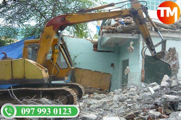 Tìm hiểu mua xác nhà cũ quận phú nhuận