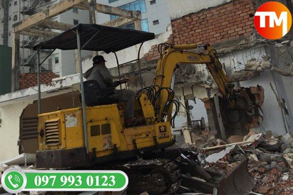 dịch vụ thu mua xác nhà cũ tại Long An